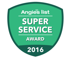 Angieslist SSA Badge